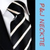 Men's Woven Microfiber Neckties for Men