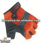 China leather bicycle gloves