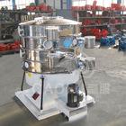 GFBD series tumbler round separator machine for metal powder