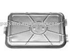 Aluminium foil food container