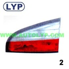 Ford S-MAX Rear Lamp