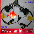 HID Bi-Xenon lights H4-3,Automotive HID xenon high and low lights,12V,35W/55W