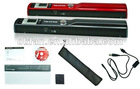 New Arrival 900dpi A4 Portable Document Scanner TSN440 with Preview function