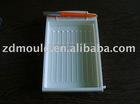 Square plastic pen holder