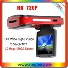 2.5 Inch Scren Mini Car HD DVR