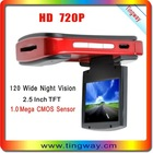 2.5 Inch Scren Mini Car HD DVR