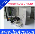 Cheap ADSL2 Wireless broadband router modem