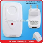 USB power charger for ipod, iphone.mobile phone