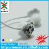 ( tiger type )HOT SALE cute Certified manufacturersearphones