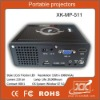 Mini projector home theather with high quality, 210ml and 800:1 contrast ratio