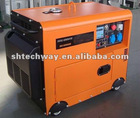 10kva open type diesel generator