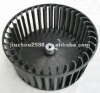 8.5' blower wheel single inlet 215x95 fan impeller for portable air conditioner