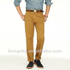 2012 Casual Cotton Twill Pants For Men Hsp-0037