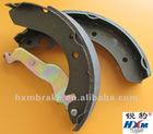 brake shoe for Japanese car/European car/American car/Korean car