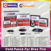 Bias Tyre Repair Patches