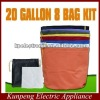 EXTRACTOR herbal 20 GALLON 8 BAG KIT Bubble hash bag