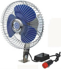 8'' osillating car fan