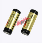 Efest 18500 1500mAh 3.7v Protected Li-ion Rechargeable Battery with Nipple(1pc)