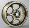 alloy wheel BY772
