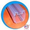 PVC Plastic Extrusion profile for IC-tubes