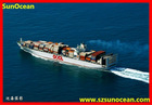 sea freight to PERU from shanghai,shenzhen