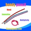 Soft & PVC HB bendy pencil