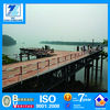 welded steel structure buildings for trestle