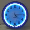 """12"""" Neon Clock"""