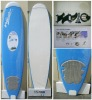 Soft surfboard EPS+IXPE+PP