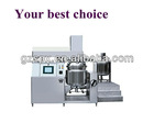 small size vacuum homogenizing emulifier lab-use mixier machine