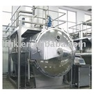 Preparing (Lateral spraying and pulsing) Sterilization Kettle Machine