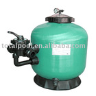 TS series side mount sand filter