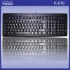 multimedia keyboard K-610