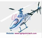 Shark 450 Auto-rotation rc 6 channel gyro walkera rc helicopter