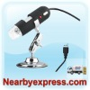 2.0 MP 8-LED USB Digital Microscope endoscope 20X~800X