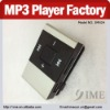 New mp3 player ,tf card slot mp3 player