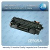 CE505A balck laser compatible toner cartridge for HP P2035/P2055 printer