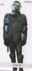 ANTI-RIOT body protection suit