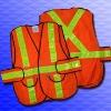 Visibility Reflective Safety Reflect Vest