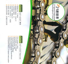 cheap and high quality bicycle chain for brazil Z50