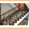 Wrought Iron Stair Balustrade {HB-T001}