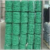 PVC Coated Barbed Iron Wire