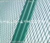 PVC coated Expanded Metal Mesh(ISO9001)