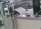 nonwoven handkerchief making machine