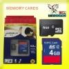 TF Memory Card 4G,Micro SD Card,Flash Memory Card