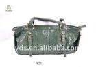 python skin handbag,women leather bag