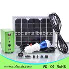 new generation Mini 5W solar lantern for home lighting