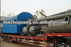 high oil yield rate used rubber processing machinery hot sell in 2012