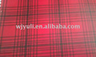 Fashion Nylon taffeta printing and pu coating