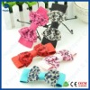 Design of bowknot candy color girl's clips/jewelry